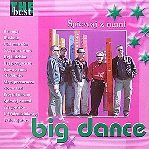Big Dance CD 2008